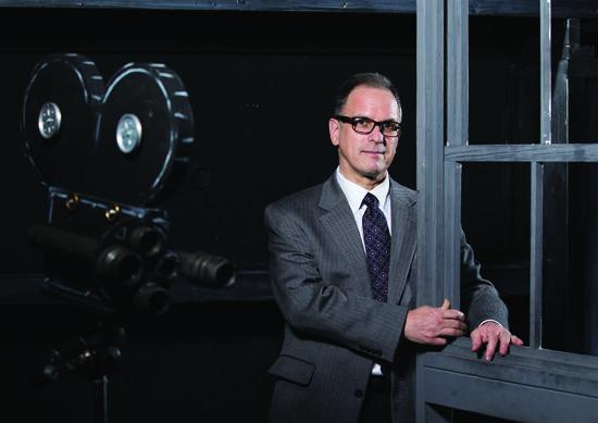 Synetic Theatre's Morey Epstein.