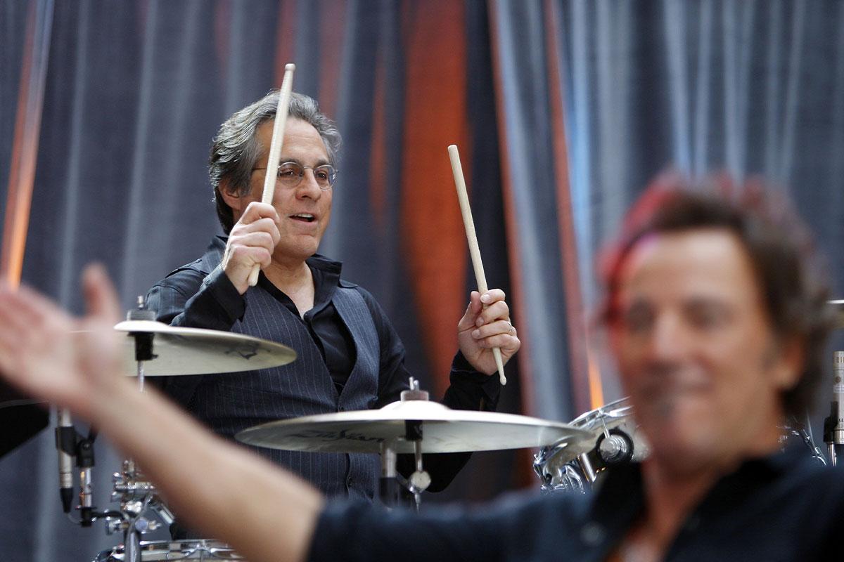 max weinburg drummer for bruce springsteen