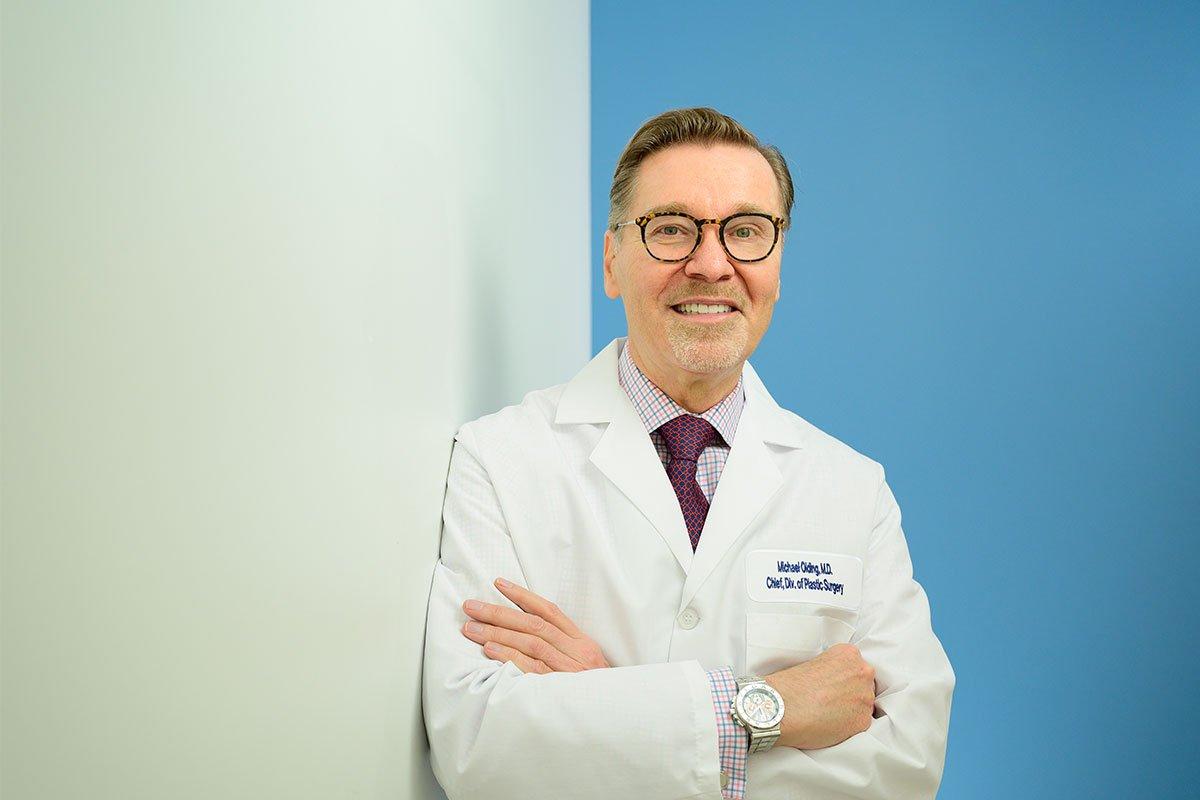 dr olding plastic surgeon
