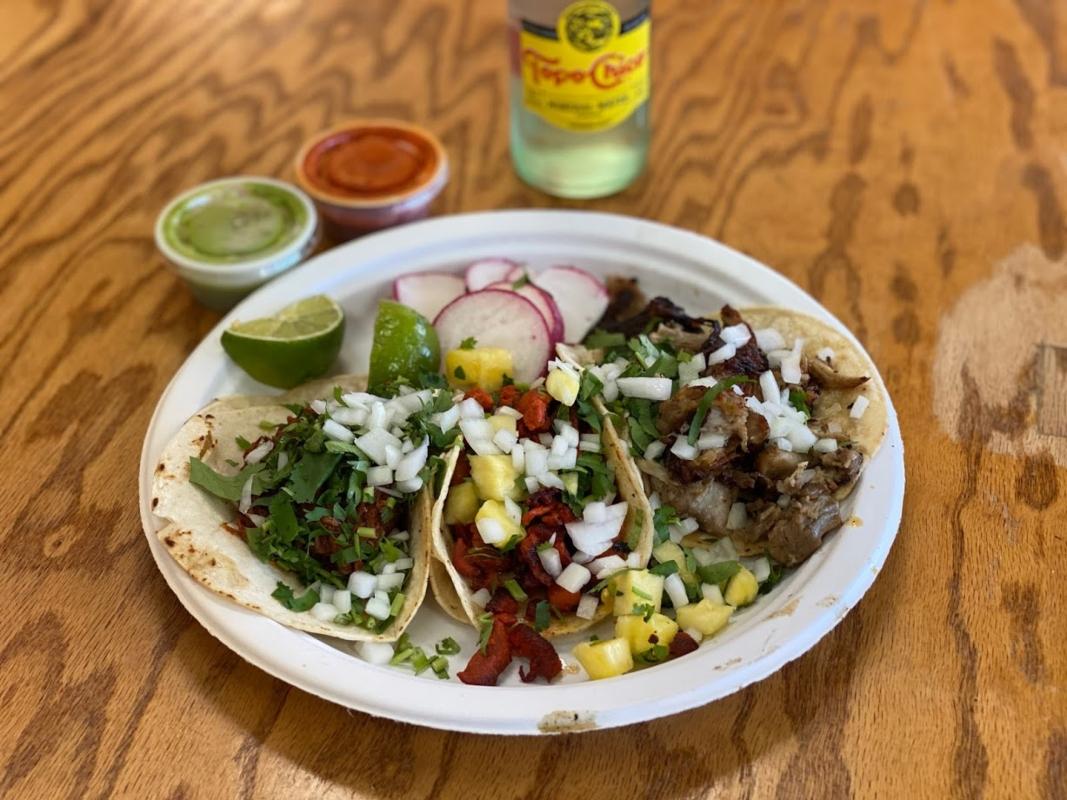 La Jarochita Tacos