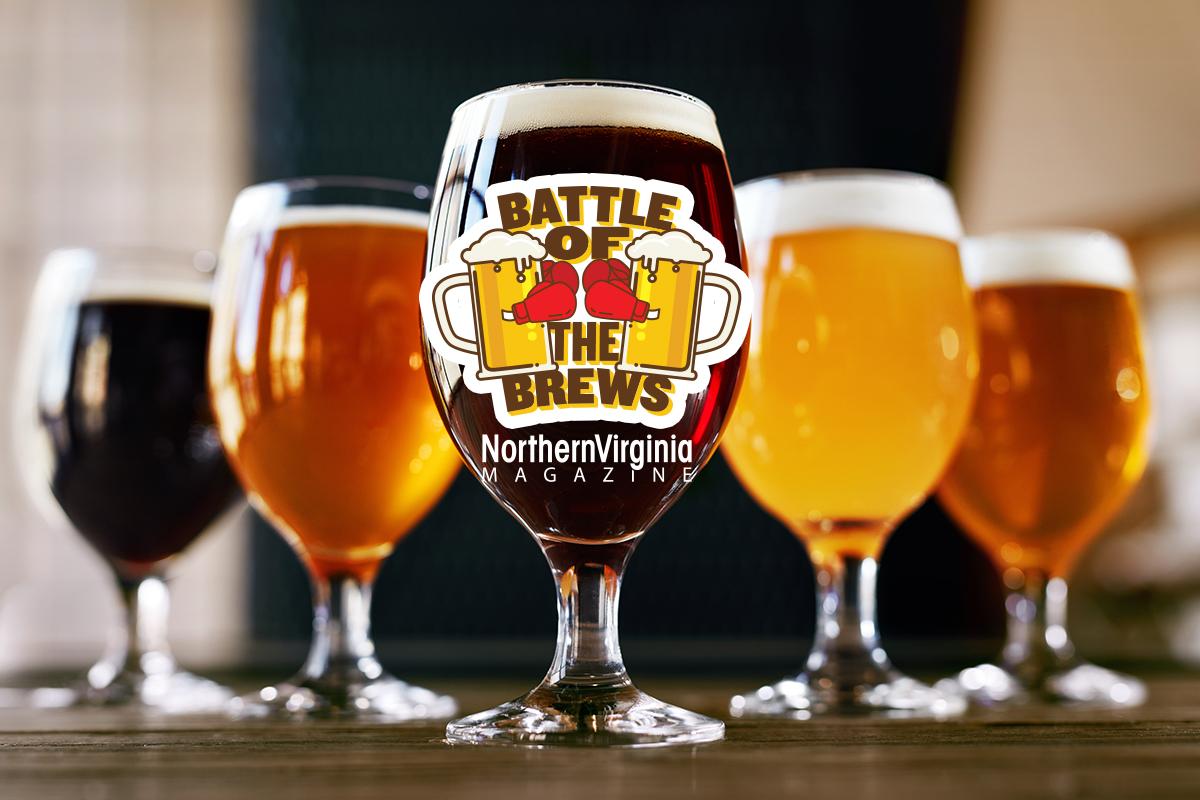 Battle of the Brews beer bracket