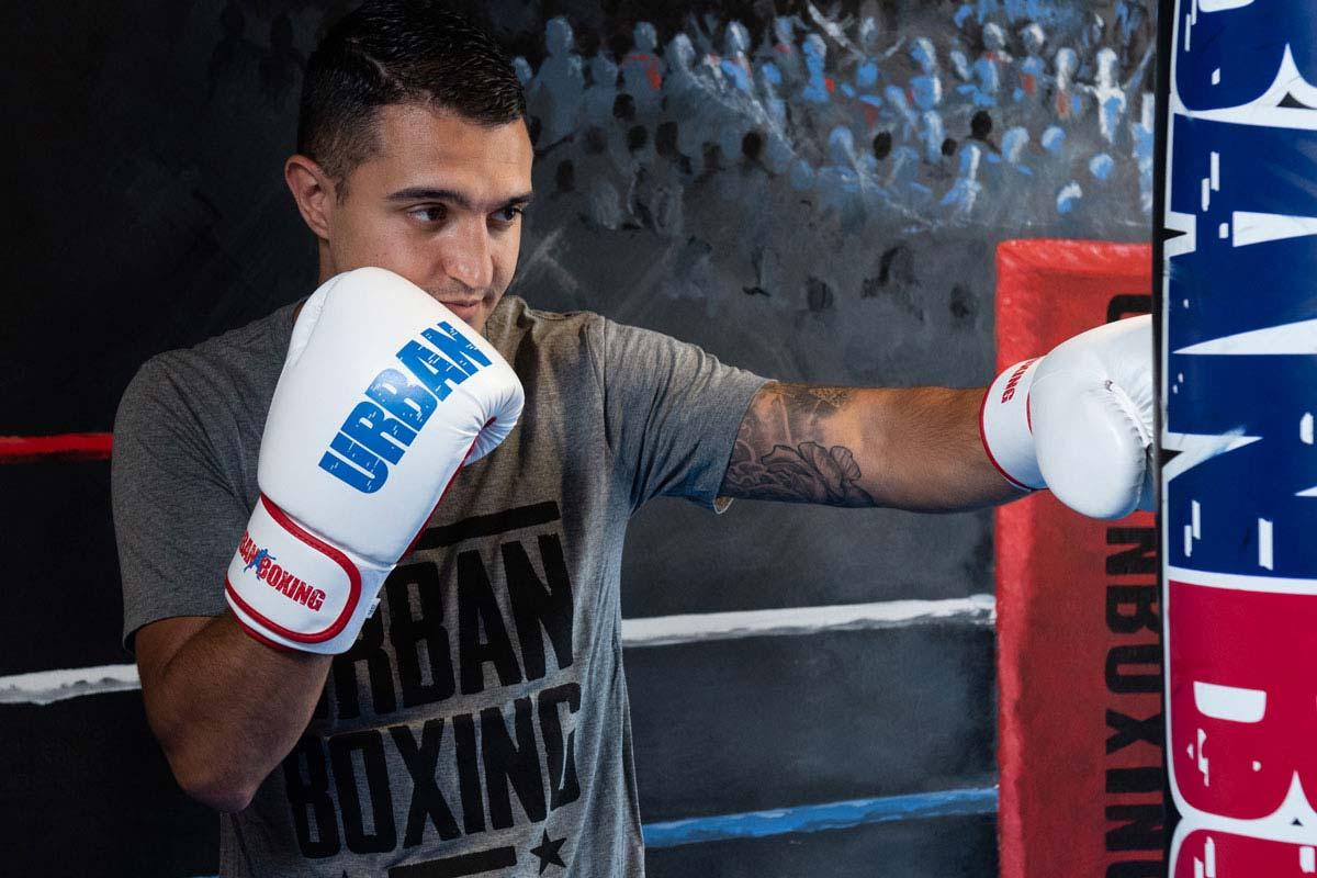 Burak Temel urban boxing
