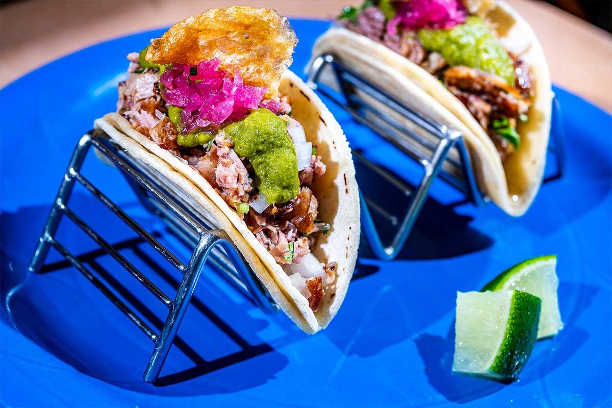 cocina on market carnitas tacos