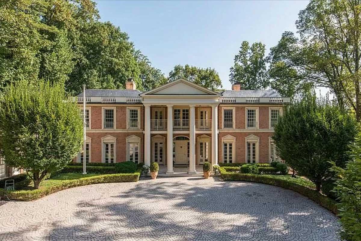 Biden Mclean house