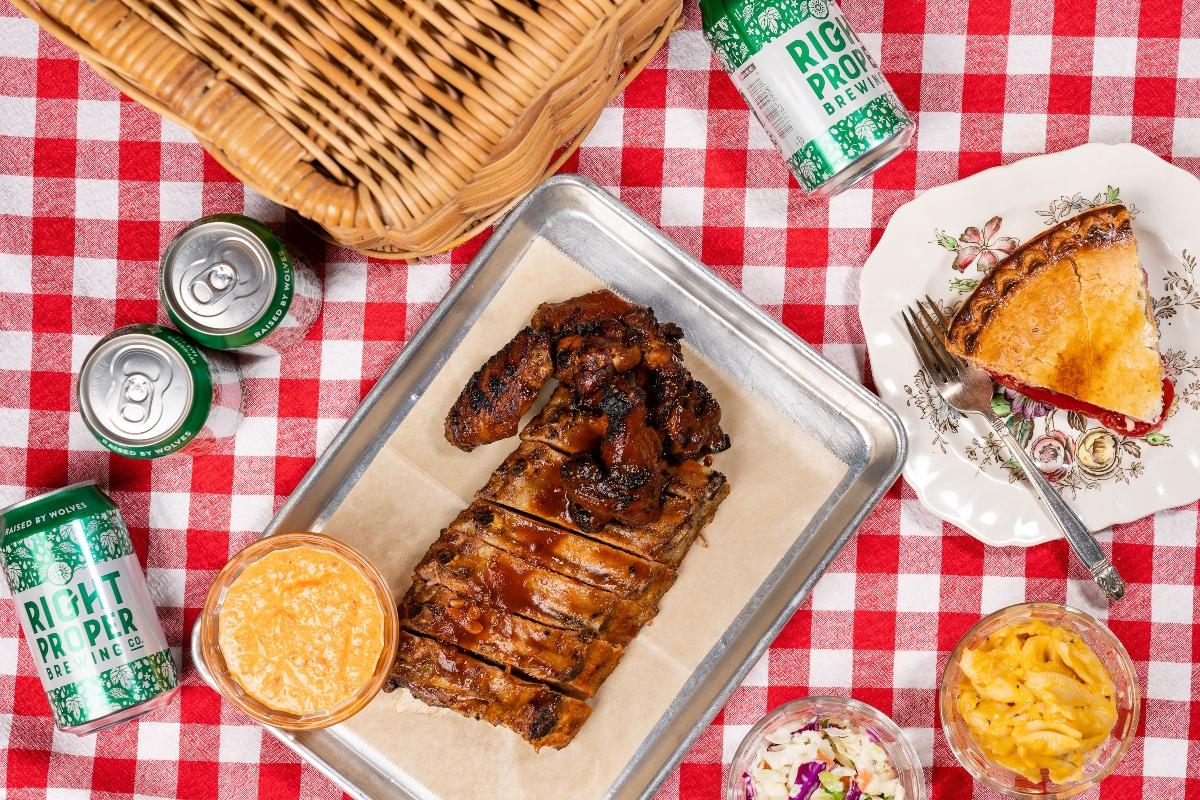 Rocklands barbecue